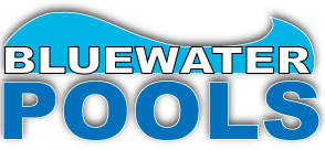 Bluewater Pools Cairns logo